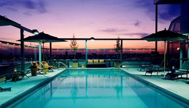 Manhattan's Best Hotels with Swimming Pools