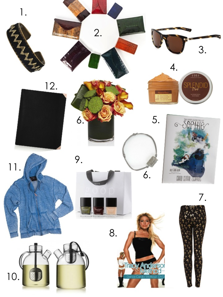 Claudia Saez-Fromm Gift Guide