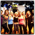 tracy anderson on good morning america