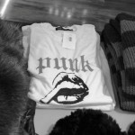 punk tee from JET