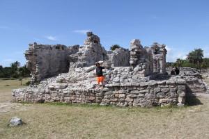 The Mayan Ruins - Tulum