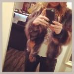 Belle Fare fur jackets
