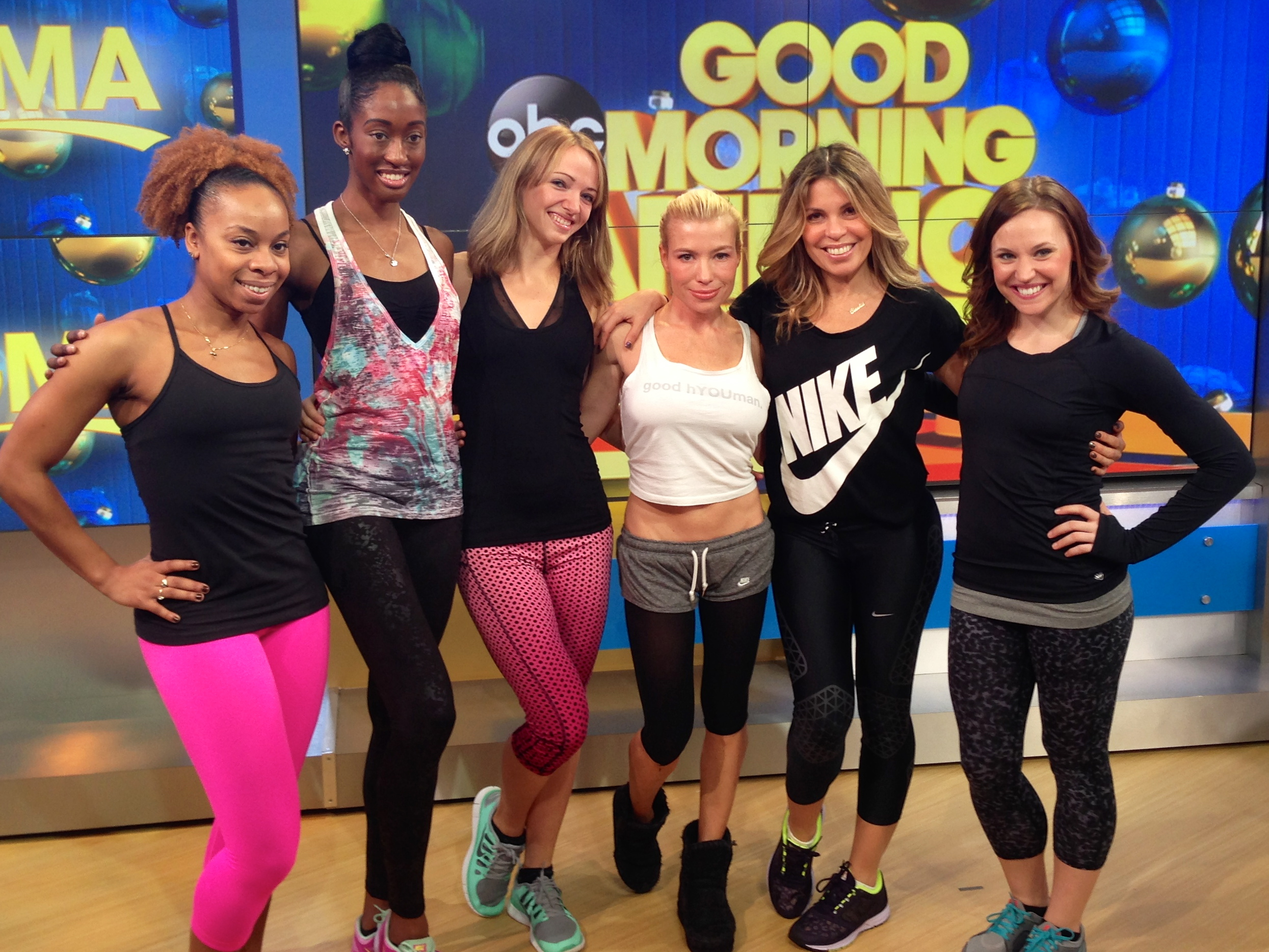 Tracy Anderson - Good Morning America