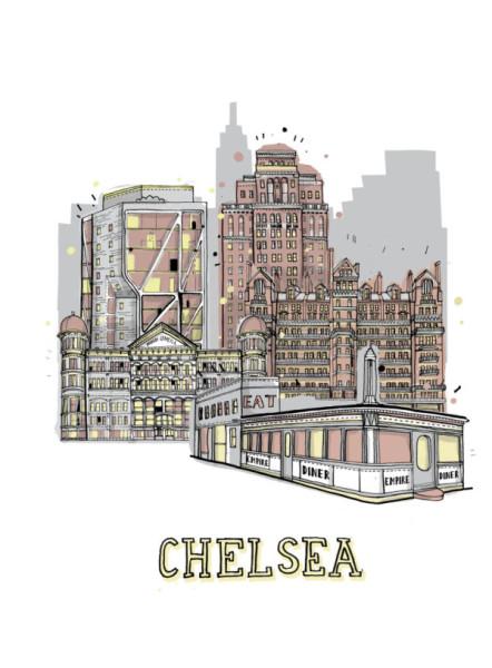 West Chelsea