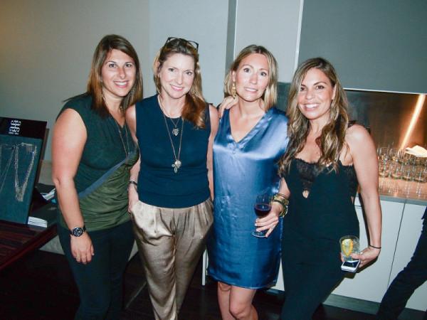 Claudia Saez-Fromm, Simon & Kulli, Jodi Zeitoun for Ash & Ames