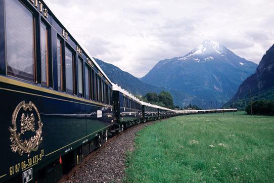 Venice-Simplon-Orient-Express-Europe