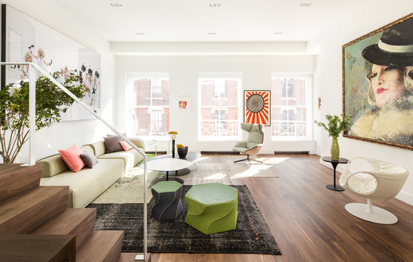 53 Greene Street Penthouse