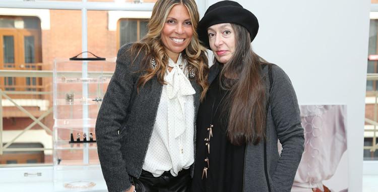 Claudia Saez-Fromm and Monica Castiglioni