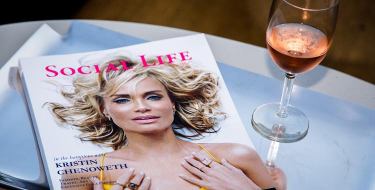 Kristin Chenoweth & Social Life