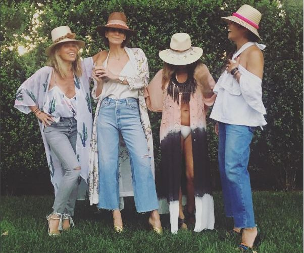 Bohemian Style Hamptons TRUNKSHOW by Claudia Saez Fromm