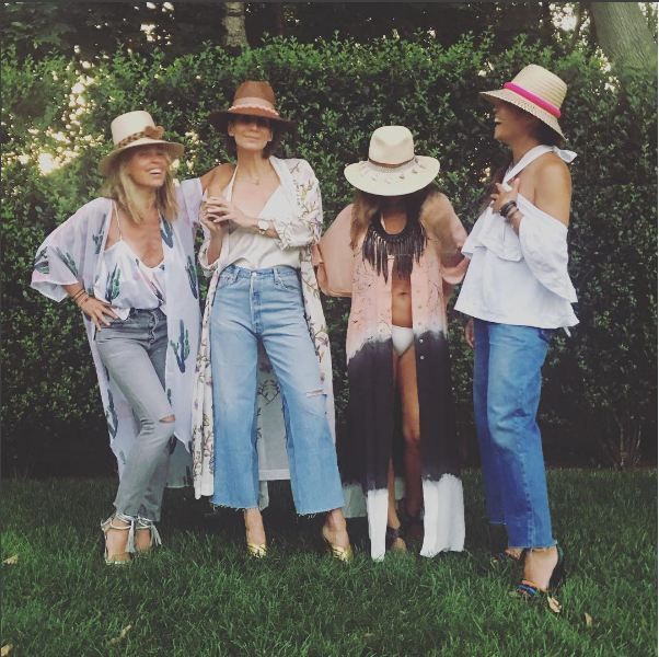 I ❤️ these girls more than you can imagine and geez how #fab do they look... All from us to you every piece will be #hamptonsstyle #bohemianstyle #trunkshow