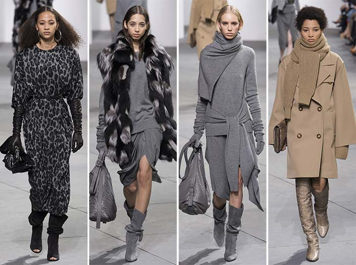 Michael Kors Fall Winter 2017-2018 Collection New York Fashion Week