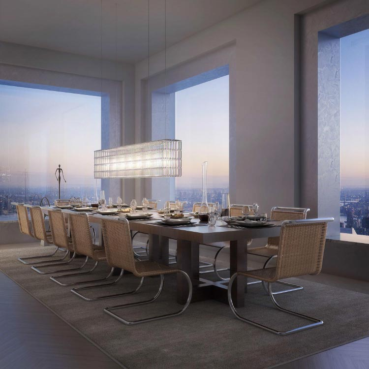 Midtown, 432 Park Avenue #PH95 | $82 million
