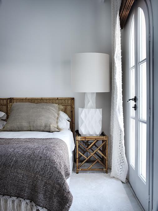 Guest Bedroom- Can Mimosa Villa- Ibiza