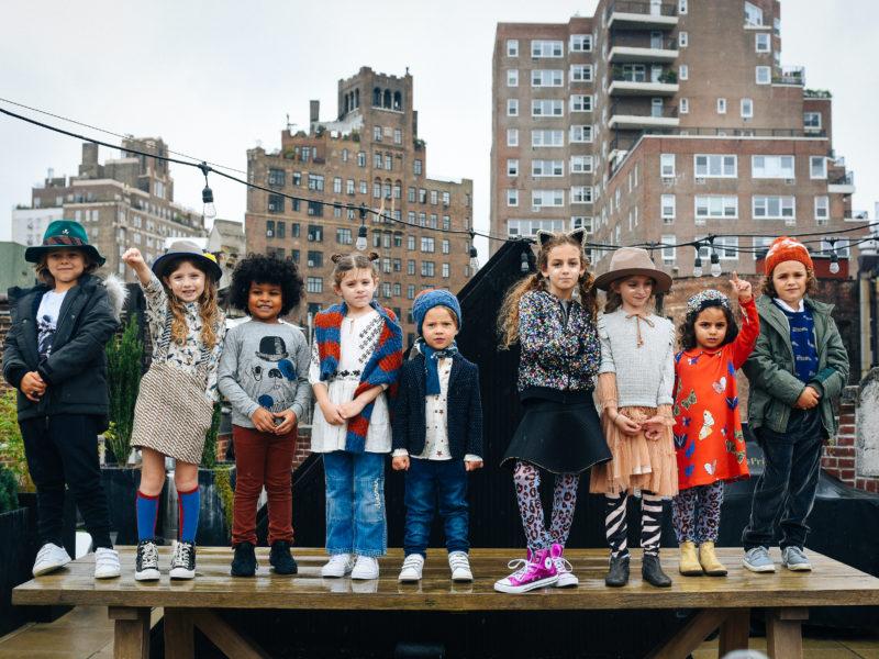 YOYA NYC fall Kids wear 2017