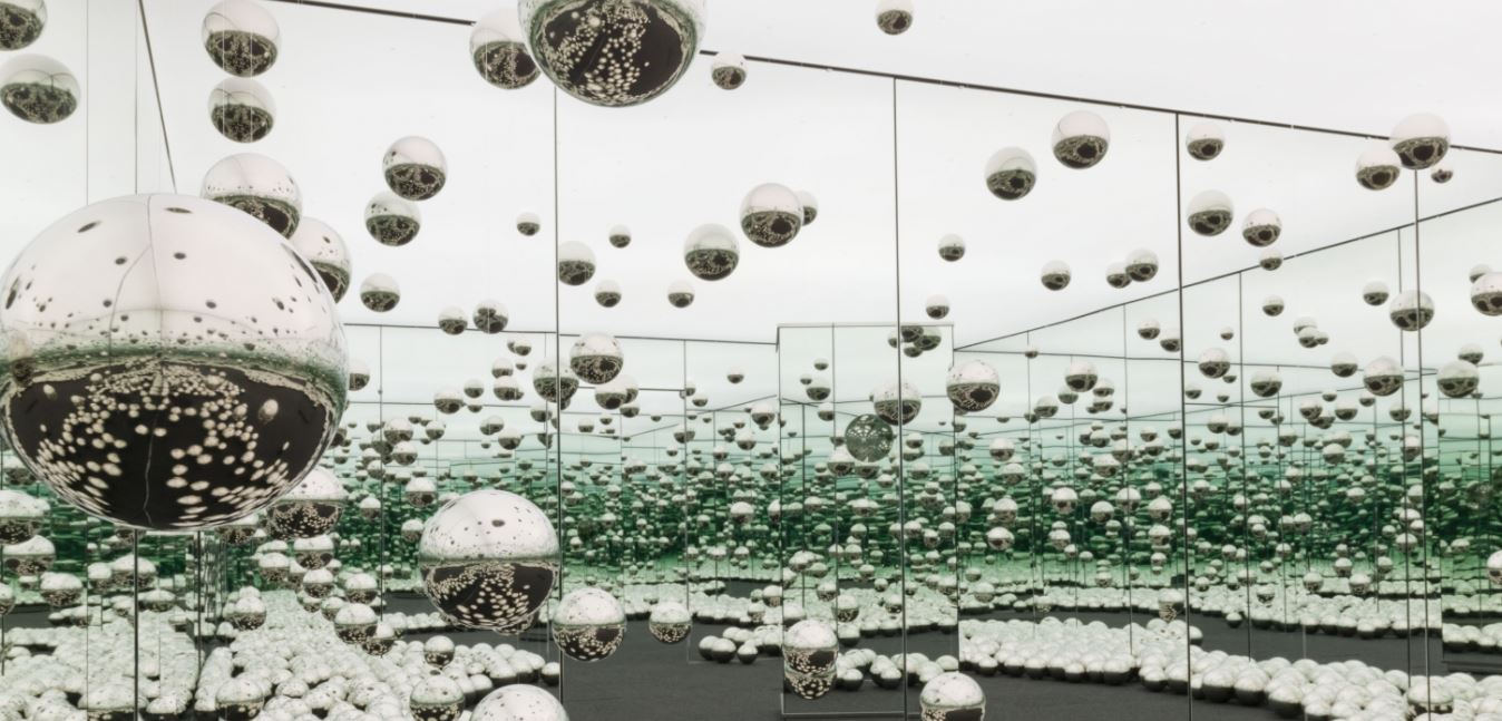 Infinity Mirrored Room – Let's Survive Forever 2=3