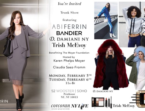 Trunk Show Claudia Saez+Fromm