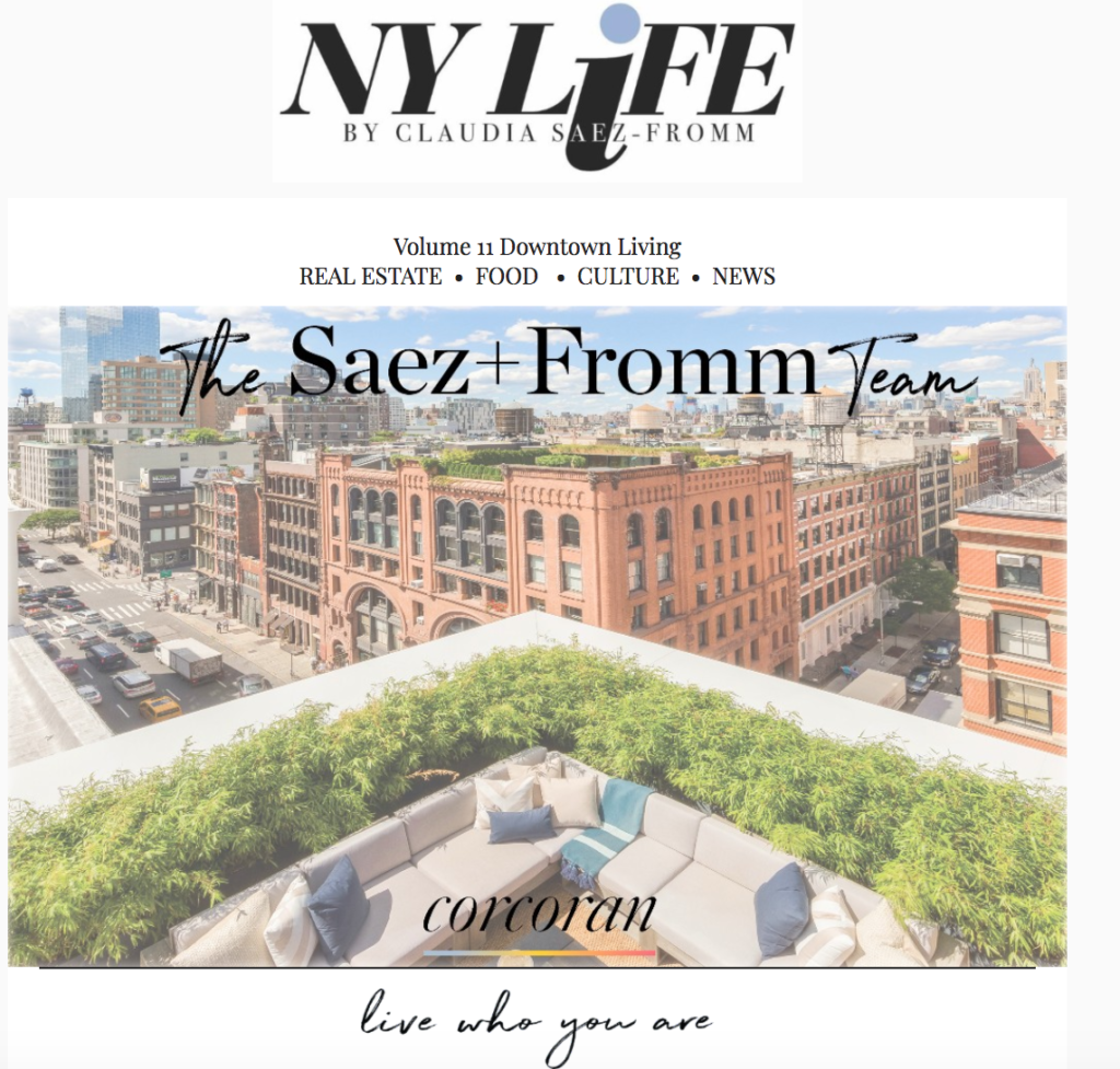 Claudia Saez-Fromm Corcoran Newsletter 1
