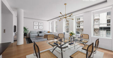Virtually Staging NYC Home