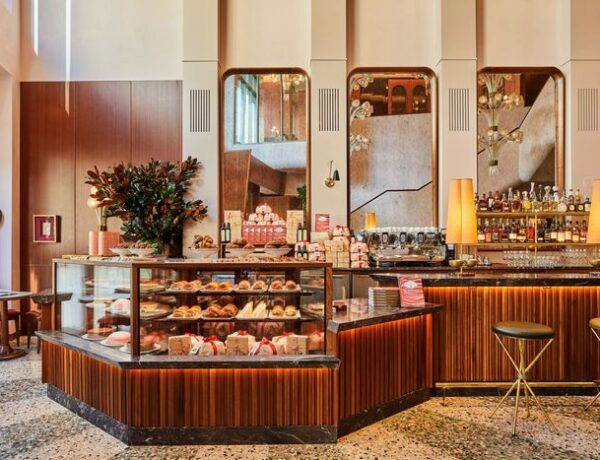 Sant Ambrous, Downtown, Financial District, Food, Brookfield Place, Cafe, Fashion