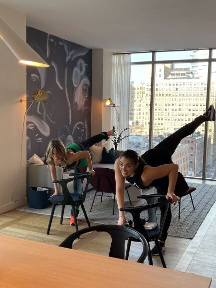 Agent Studio x Tracy Anderson x 30 Warren, Wellness Wednesday