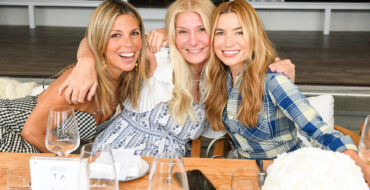 Claudia Saez-Fromm, Giulia Papailias, Tracy Anderson