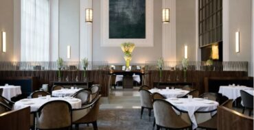 Dining Room of Eleven Madison Park NYC