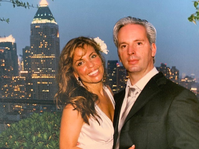 Claudia Saez-Fromm & Mark Fromm
